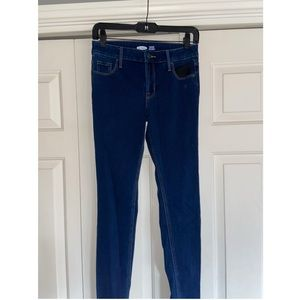 Old navy super skinny 24/7 sculpt size 2 regular
